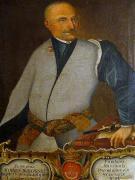 Portret podczaszego sanockiego Jana Bukowskiego, fundatora kolegium jezuickiego w Przemyślu, XVIII w., fot. A. Sułkowski