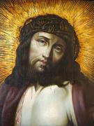 Chrystus Boleściwy, olej na blasze, XVIII w., fot. A. Sułkowski