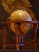 Globus z kolegium w Połocku, koniec XVIII w., fot. A. Sułkowski