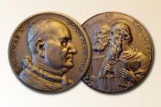 Jan XXIII (1958-1963), medal, fot.A.Sułkowski