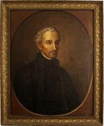 Portret ks. Piotra Skargi SJ, XIX w., fot.A.Sułkowski