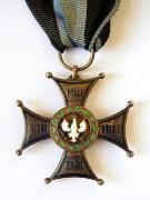 Krzyż Virtuti Militari, fot. A. Sułkowski