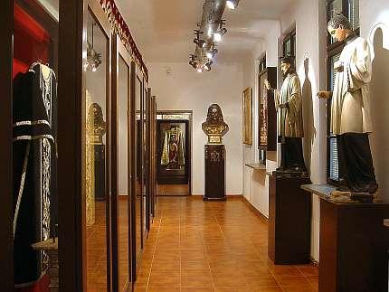 Wnętrze muzeum, fot.A.Sułkowski
