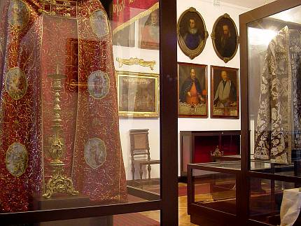 Skarbiec - galeria obrazów, fot.A.Sułkowski